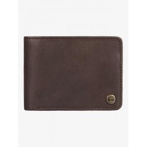 Peněženka Quiksilver MACK 2 CHOCOLATE BROWN