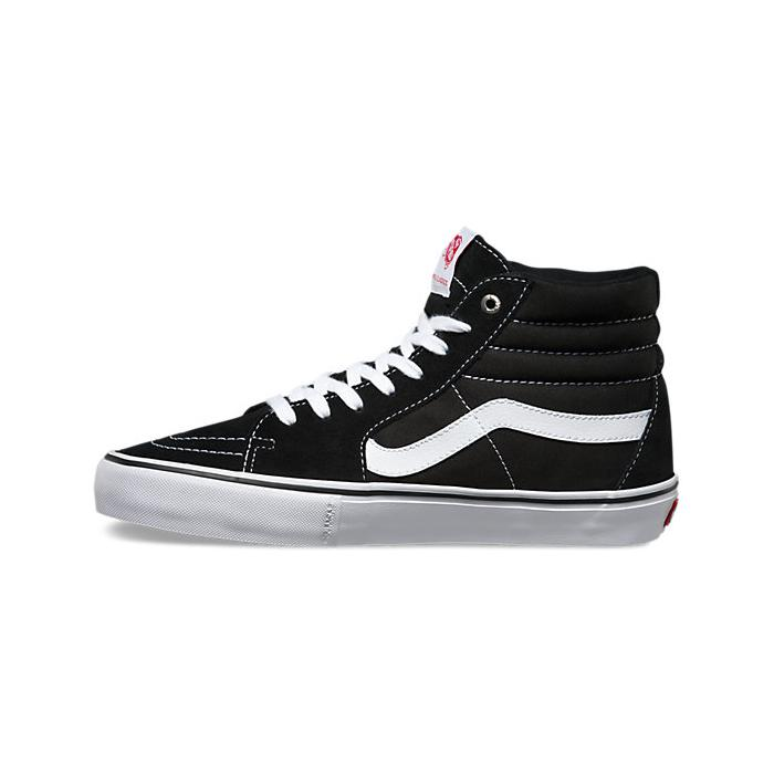 Boty Vans Sk8-hi PRO black/white