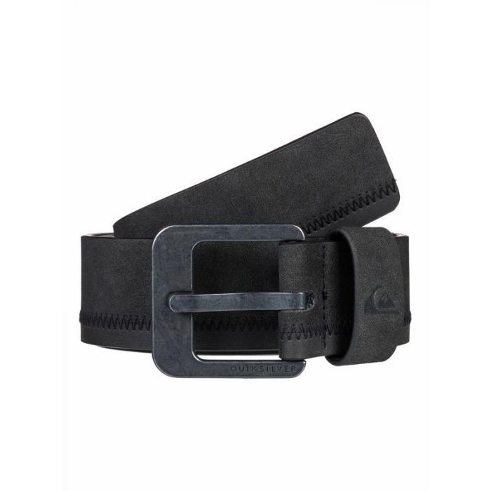 Pásek Quiksilver BINGE 3 BLACK