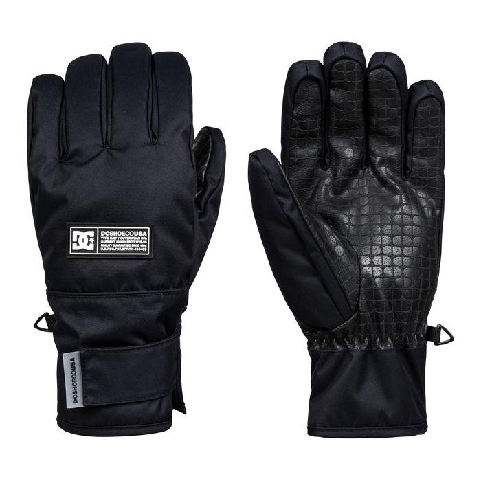 Rukavice DC FRANCHISE Glove BLACK