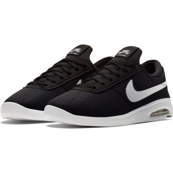 Boty Nike SB AIR MAX BRUIN VPR TXT black/white-black-white