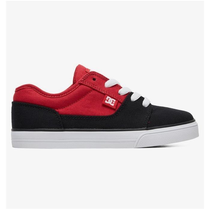 Boty DC TONIK TX BLACK/RED