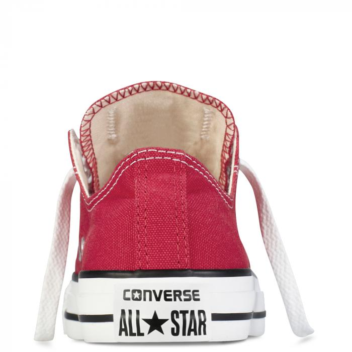 Boty Converse Chuck taylor All star Low RED
