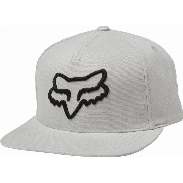 Kšiltovka Fox Instill Snapback Hat Steel Grey