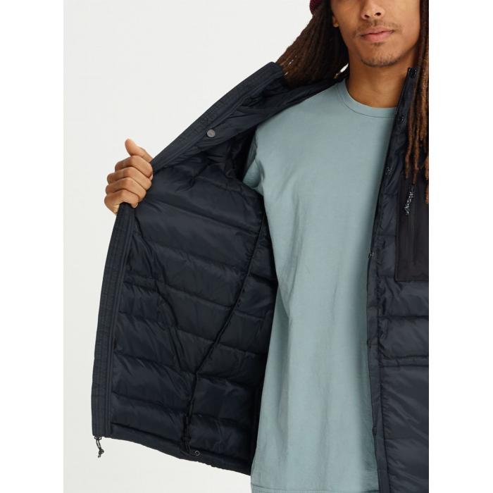 Zimní bunda Burton EVRGRN HD DN INS TRUE BLACK