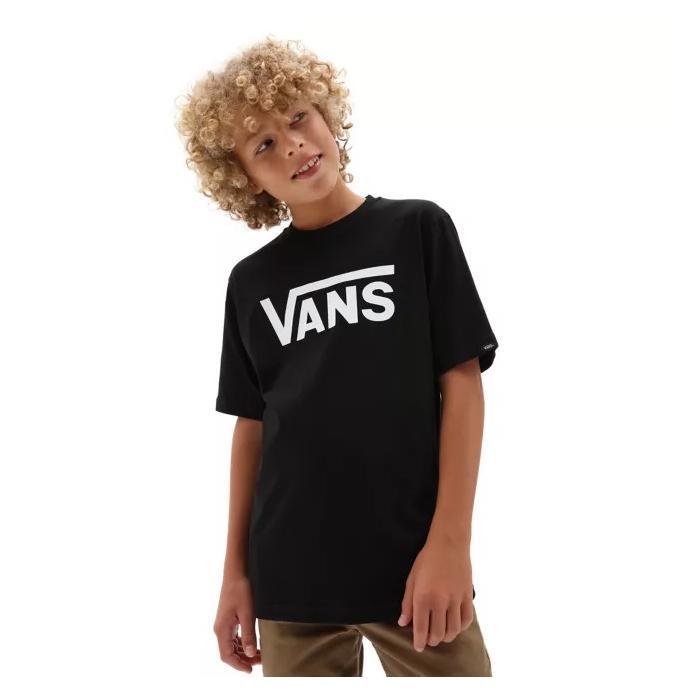 Tričko Vans Classic boys black/white