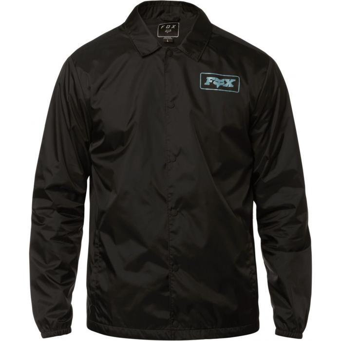 Bunda Fox Lad Jacket Black/Blue