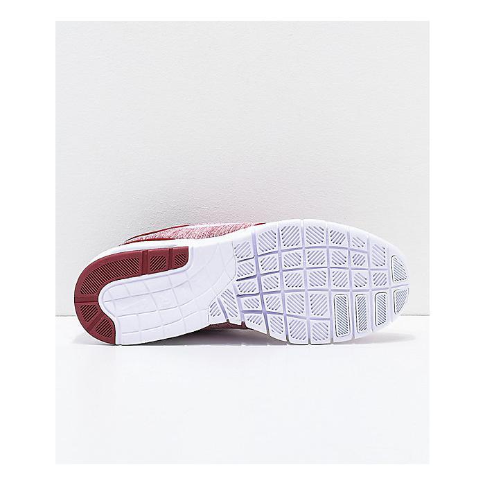 Boty Nike STEFAN JANOSKI MAX (GS) red crush/white