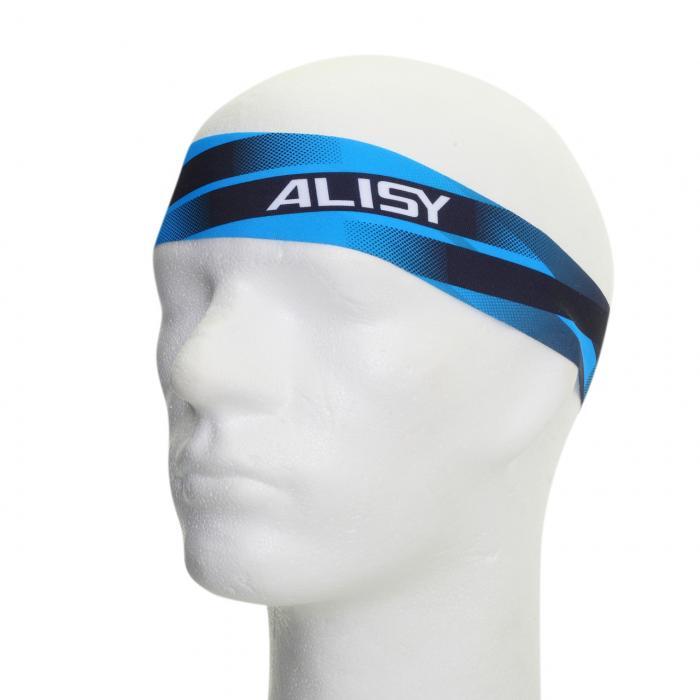 Čelenka Alisy Badel blue