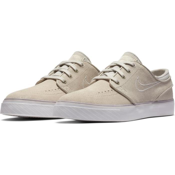 Boty Nike SB ZOOM JANOSKI white/white-white