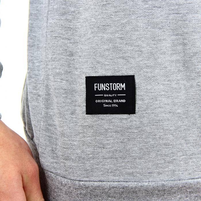 Mikina Funstorm Luzon grey