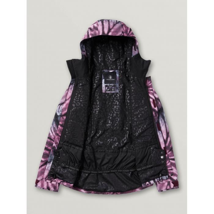 Zimní bunda Volcom Bolt Ins Jacket Purple