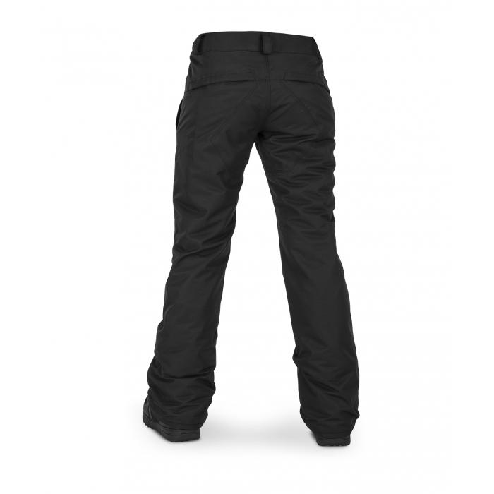Snowboardové kalhoty Volcom Frochickie Ins Pant Black