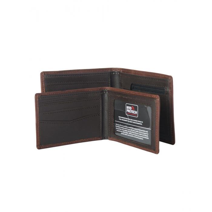 Peněženka Rip Curl RIDER RFID 2 IN 1  BROWN