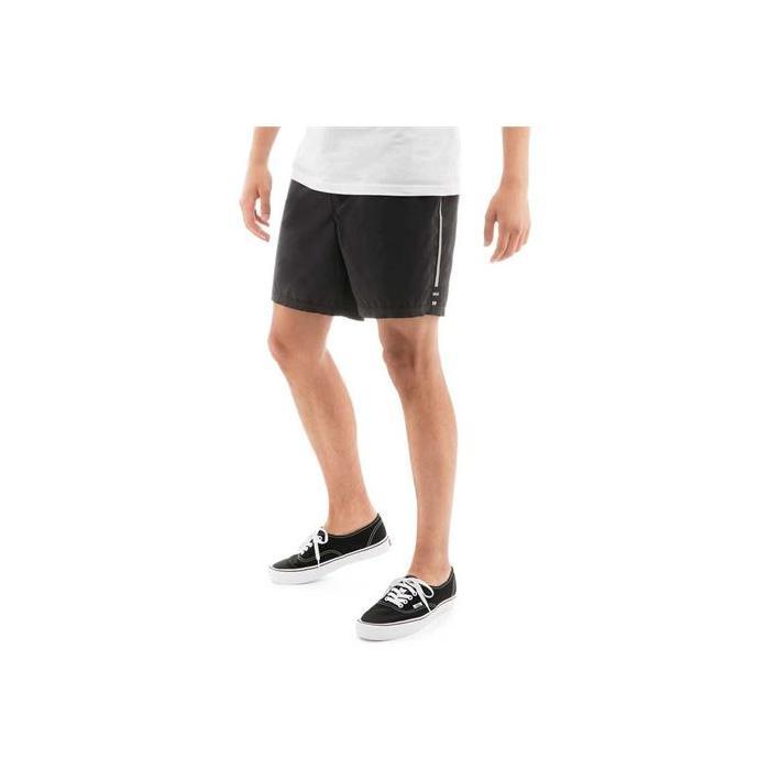 Koupací šortky Vans EVER-RIDE BOARDSHORT Black