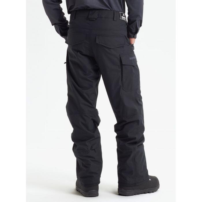 Snowboardové kalhoty Burton M COVERT INS PT TRUE BLACK