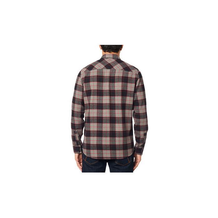 Košile Fox Traildust 2.0 Flannel Petrol