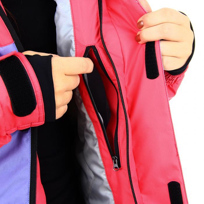 Zimní bunda Funstorm Tutle pink
