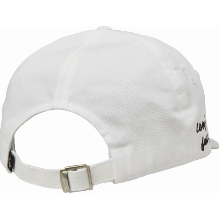 Kšiltovka Fox Parker Dad Hat White