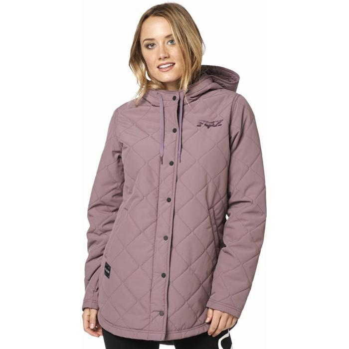 Zimní bunda Fox Darlington Jacket Purple