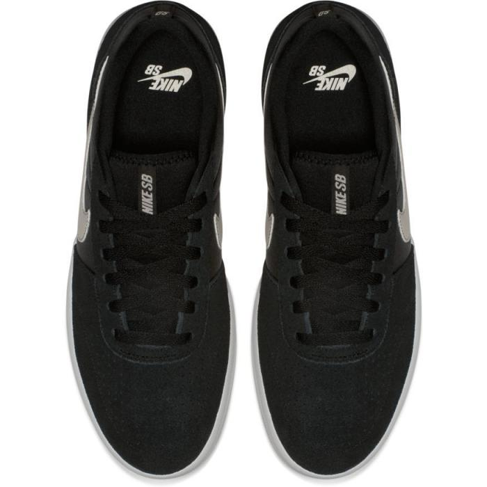 Boty Nike SB TEAM CLASSIC black/light bone-white