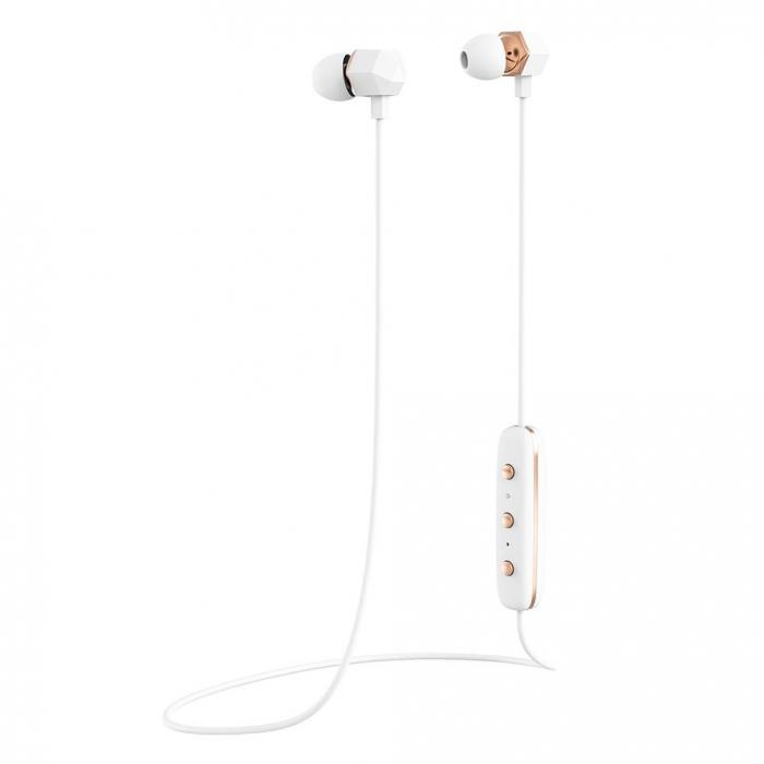 Sluchátka Happy Plugs Ear Piece Wireless White