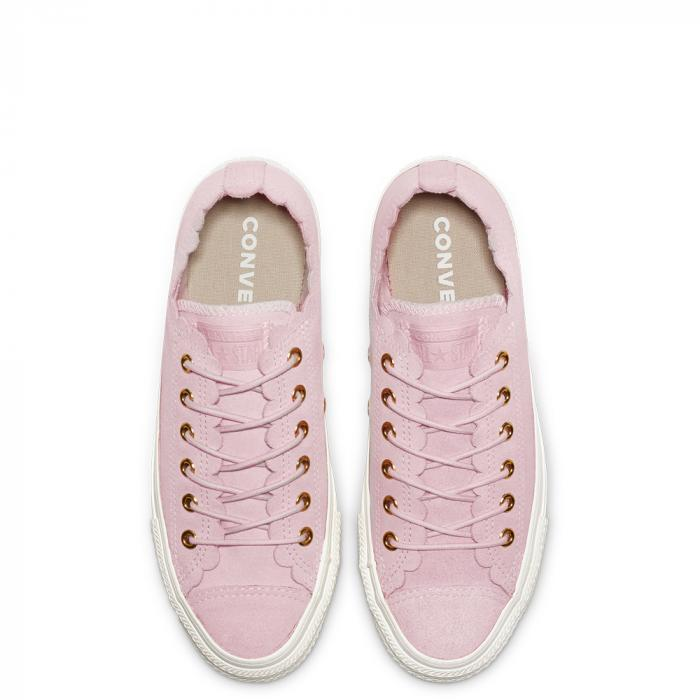 Boty Converse Chuck Taylor All Star Scallop BLUSH