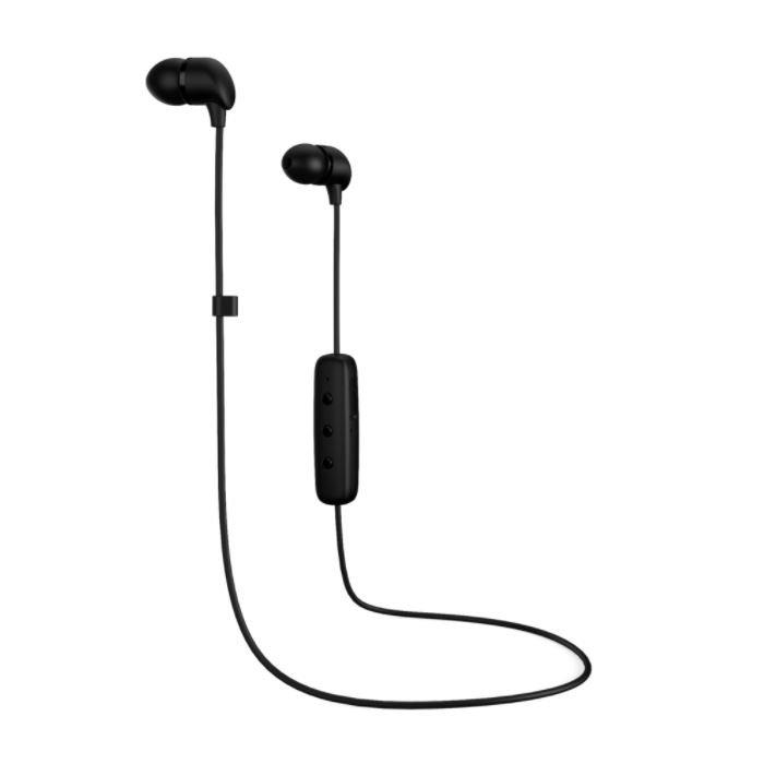 Sluchátka Happy Plugs In-Ear Wireless Black