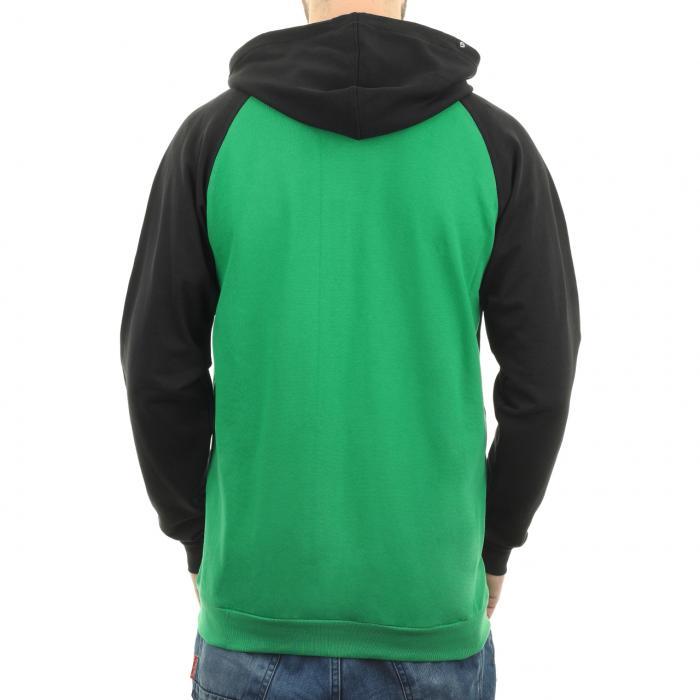 Mikina Funstorm Costil green