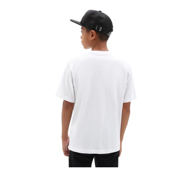 Tričko Vans OTW boys white/black