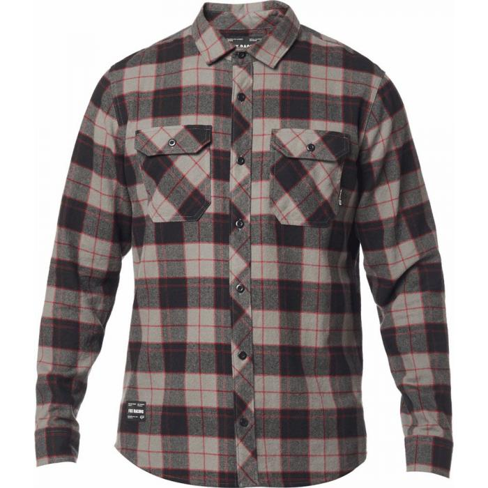 Košile Fox Traildust 2.0 Flannel Petrol