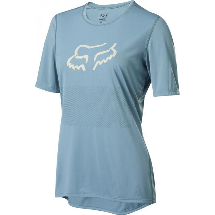 Cyklodres Fox Wmns Ranger Ss Jersey Light Blue