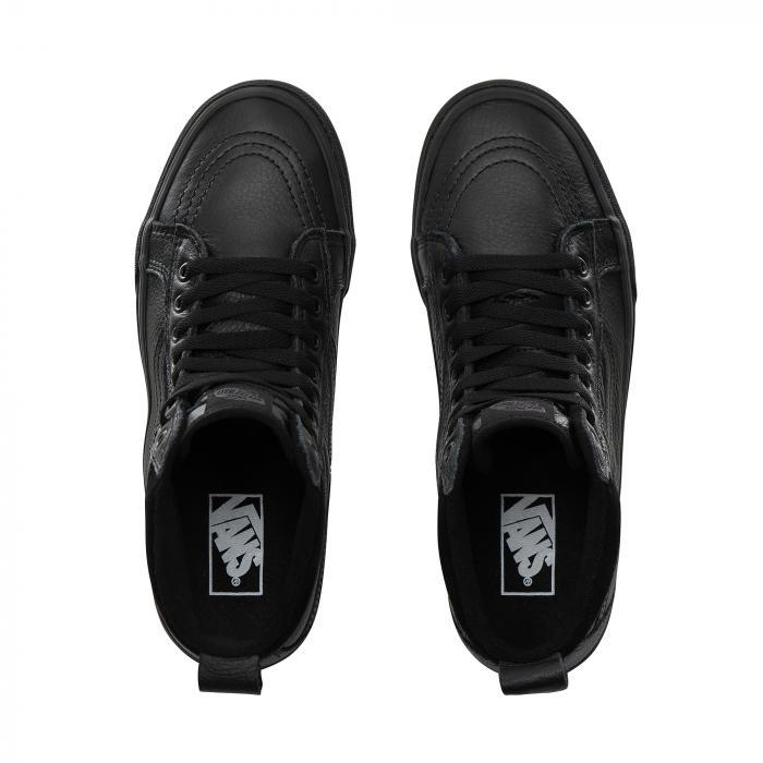 Boty Vans SK8-Hi MTE LEATHER BLACK
