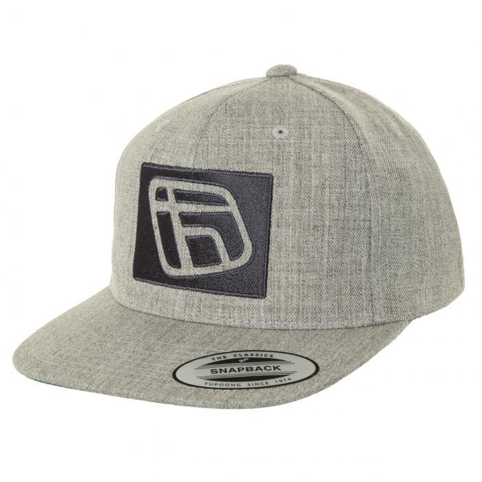 Kšiltovka Funstorm Symbol snap back grey
