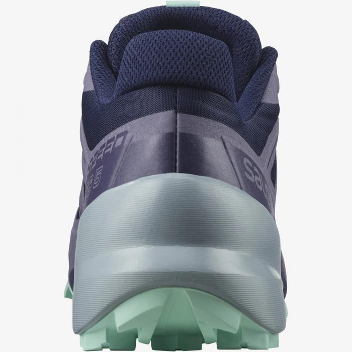 Běžecké boty Salomon SPEEDCROSS 5 W Evening Blue/Cadet/Yucca