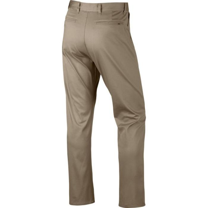 Kalhoty Nike SB FLX PANT CHINO ICON khaki