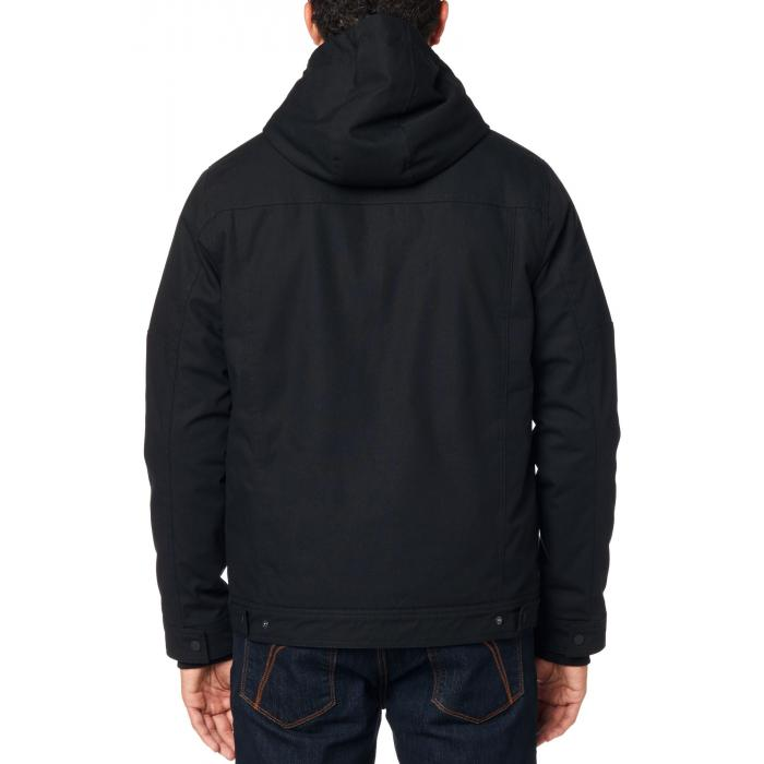 Zimní bunda Fox Mercer Jacket Black