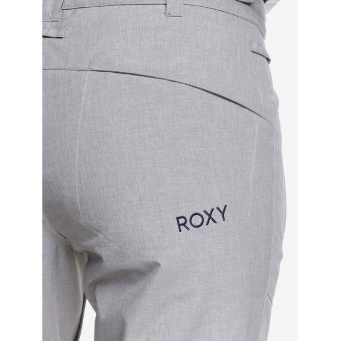 Snowboardové kalhoty Roxy WINTERBREAK PT HEATHER GREY