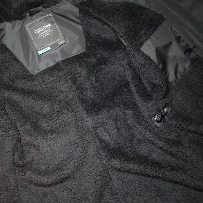 Kabát Funstorm Rigney zimní black