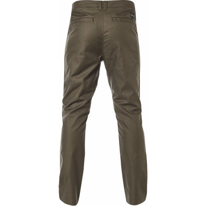Kalhoty Fox Essex Stretch Pant Dirt
