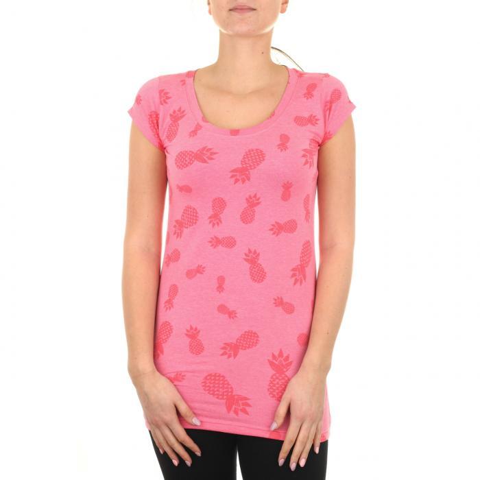 Tričko Funstorm Ezera pink