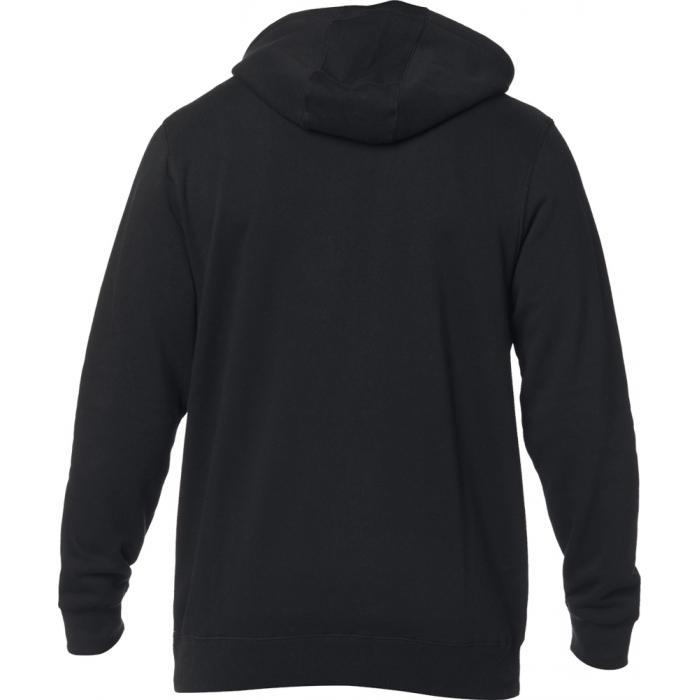 Mikina Fox Legacy Foxhead Po Fleece Black/Black