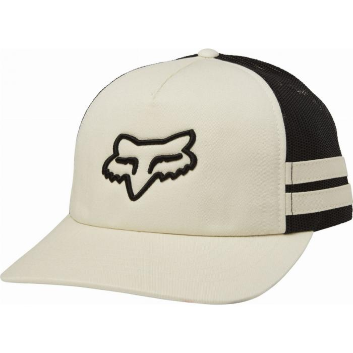 Kšiltovka Fox Head Trik Trucker Bone