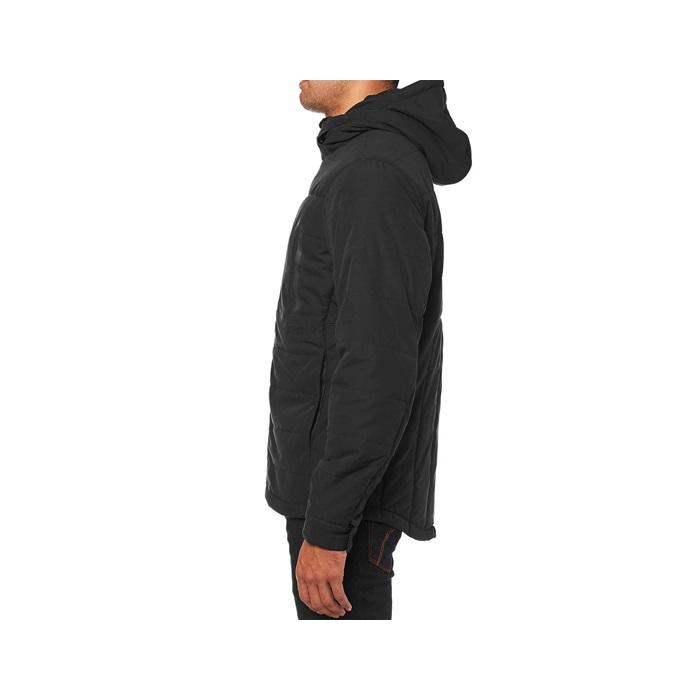 Zimní bunda Fox Podium Jacket Black/Black