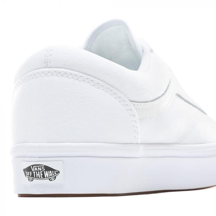 Boty Vans ComfyCush Old Skool CLASSIC TRUE WHITE/TRUE WHITE