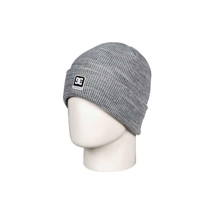 Čepice DC NEESH 2 NEUTRAL GRAY HEATHER