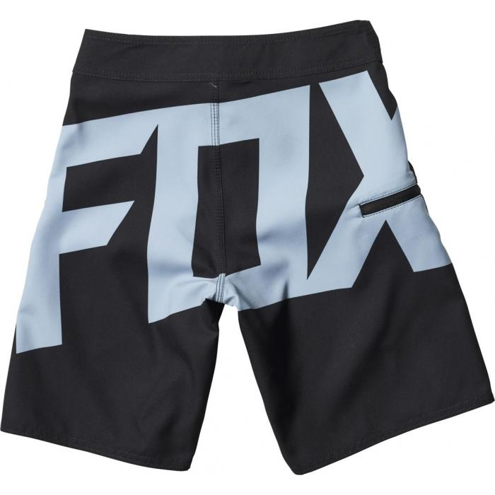 Koupací šortky Fox Youth Stock Boardshort Black