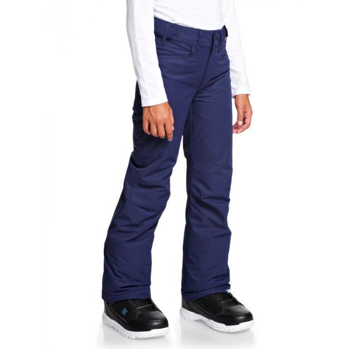 Snowboardové kalhoty Roxy BACKYARD GIRL PT MEDIEVAL BLUE
