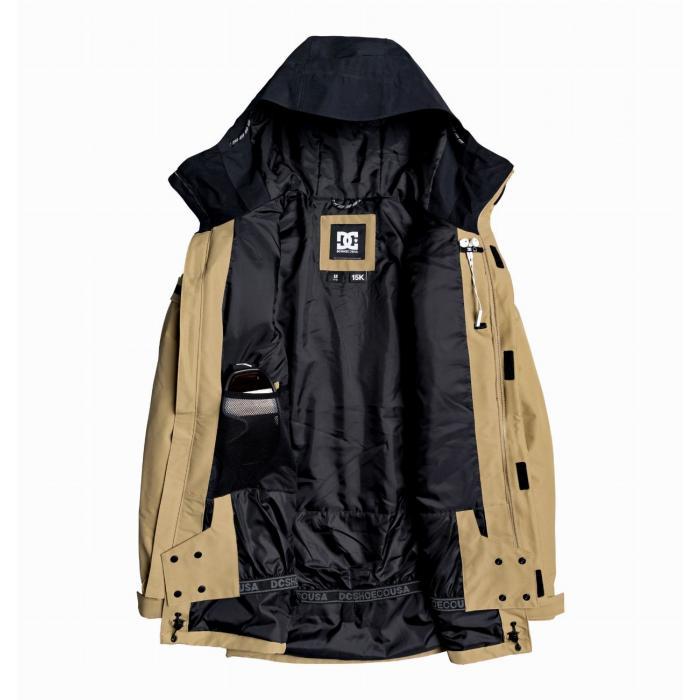 Zimní bunda DC HAVEN Jkt KELP