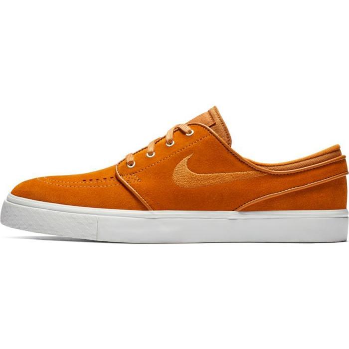 Boty Nike SB ZOOM STEFAN JANOSKI cinder orange/cinder orange-white